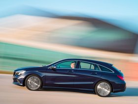 Ver foto 2 de Mercedes CLA 250 4MATIC Shooting Brake X117 2016