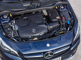 Ver foto 17 de Mercedes CLA 250 4MATIC Shooting Brake X117 2016