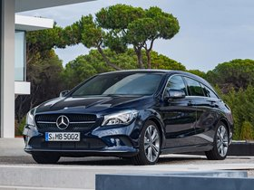 Ver foto 14 de Mercedes CLA 250 4MATIC Shooting Brake X117 2016