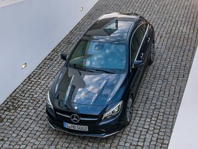 Ver foto 12 de Mercedes CLA 250 4MATIC Shooting Brake X117 2016