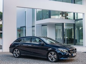 Ver foto 11 de Mercedes CLA 250 4MATIC Shooting Brake X117 2016