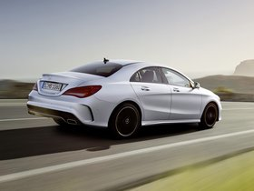 Ver foto 16 de Mercedes Clase CLA 250 AMG Sports Package Edition 1 C117 2013
