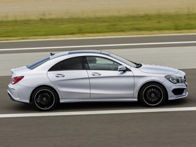 Ver foto 9 de Mercedes Clase CLA 250 AMG Sports Package Edition 1 C117 2013