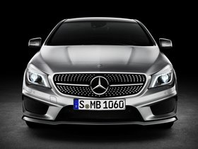 Ver foto 8 de Mercedes Clase CLA 250 AMG Sports Package Edition 1 C117 2013