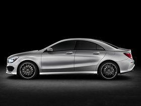 Ver foto 3 de Mercedes Clase CLA 250 AMG Sports Package Edition 1 C117 2013
