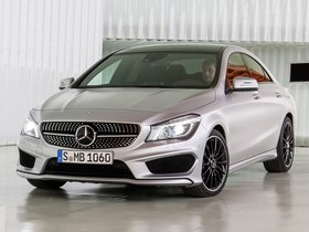 Ver foto 1 de Mercedes Clase CLA 250 AMG Sports Package Edition 1 C117 2013