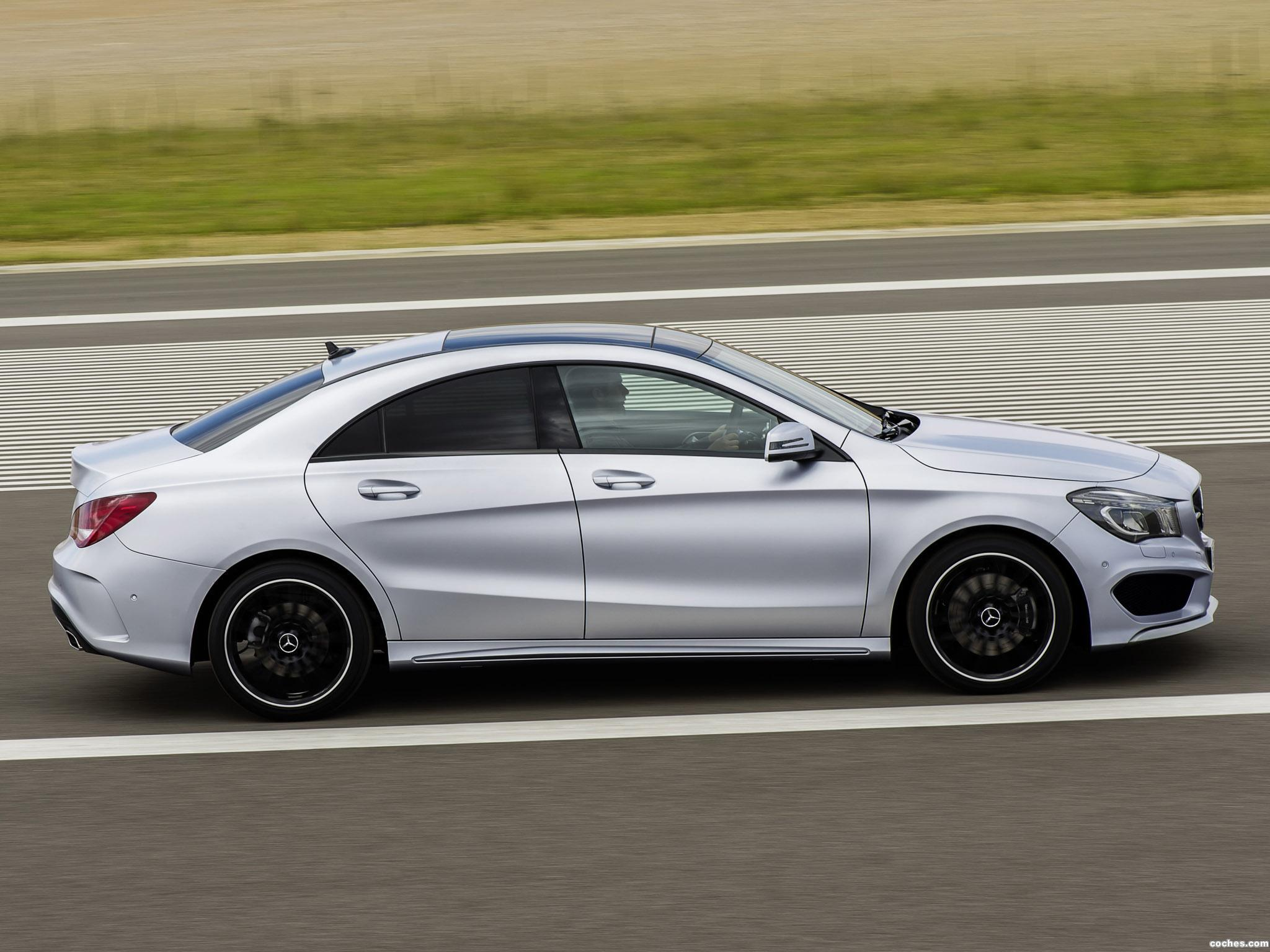 Foto 8 de Mercedes Clase CLA 250 AMG Sports Package Edition 1 C117 2013