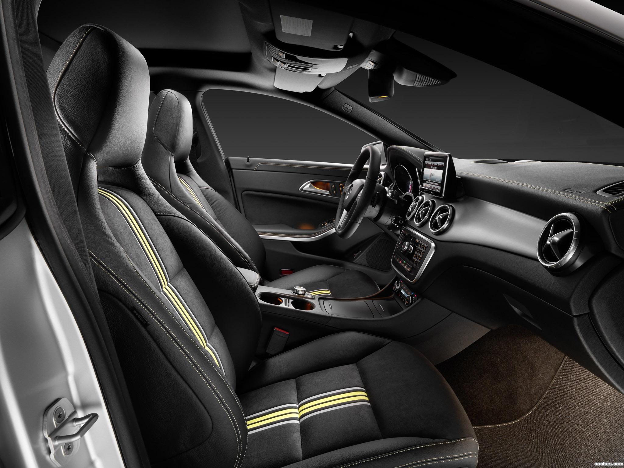 Foto 23 de Mercedes Clase CLA 250 AMG Sports Package Edition 1 C117 2013