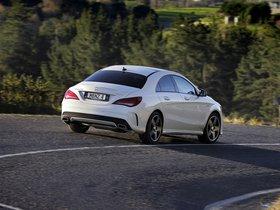 Ver foto 2 de Mercedes Clase CLA 250 Sport 4MATIC C117 Australia 2014