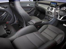 Ver foto 9 de Mercedes Clase CLA 250 Sport 4MATIC C117 Australia 2014