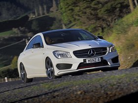 Ver foto 7 de Mercedes Clase CLA 250 Sport 4MATIC C117 Australia 2014