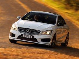 Ver foto 6 de Mercedes Clase CLA 250 Sport 4MATIC C117 Australia 2014