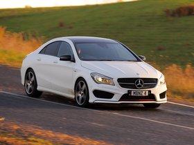 Ver foto 4 de Mercedes Clase CLA 250 Sport 4MATIC C117 Australia 2014