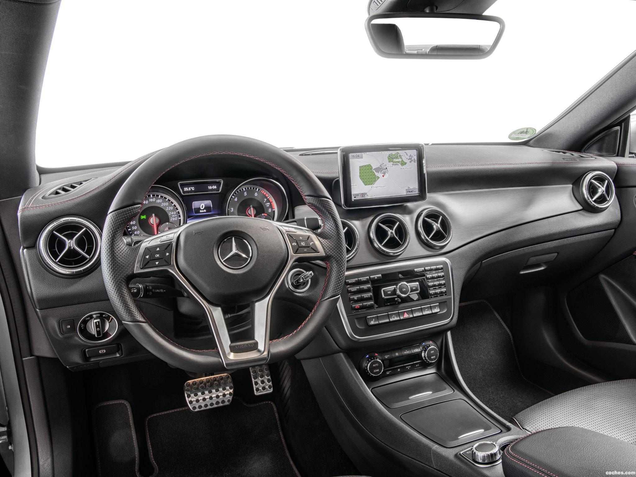 Foto 9 de Mercedes Clase CLA CLA 250 Sport C117 2014