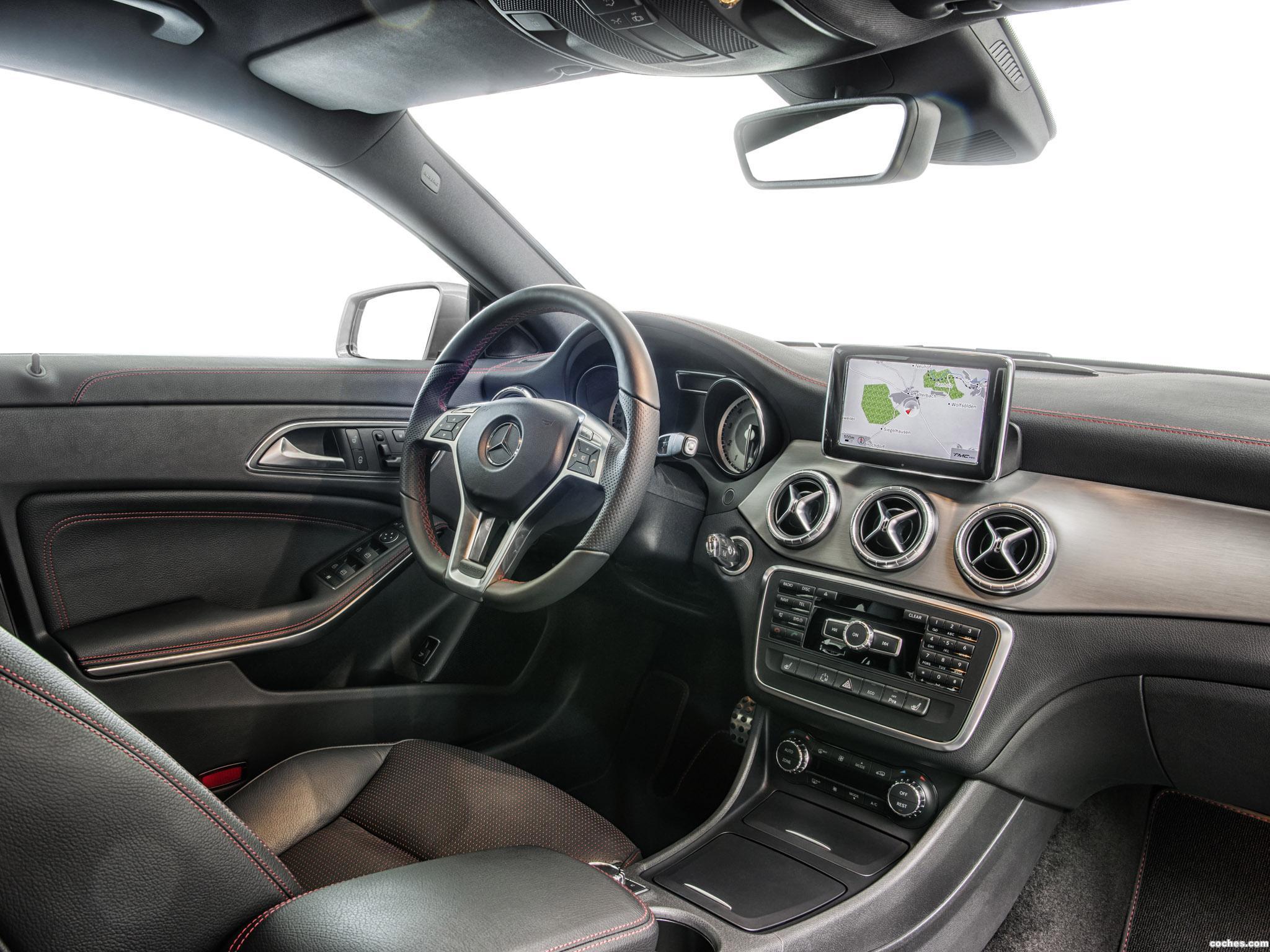 Foto 8 de Mercedes Clase CLA CLA 250 Sport C117 2014