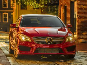 Ver foto 2 de Mercedes Clase CLA 250 USA 2014