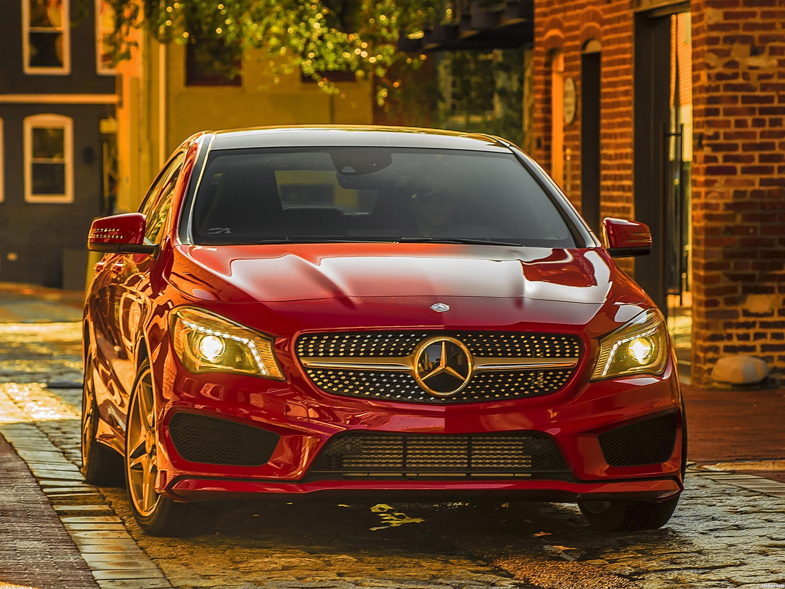 Foto 1 de Mercedes Clase CLA 250 USA 2014