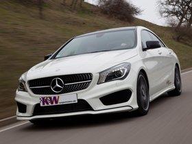 Ver foto 3 de Mercedes CLA KW 2013