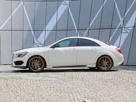 Ver foto 2 de Mercedes CLA Saphir LM45-410 Turbo Loewenstein 2015