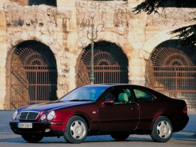 Ver foto 6 de Mercedes CLK 1997