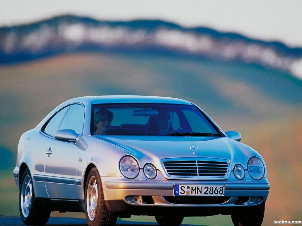 Foto 0 de Mercedes CLK 1997