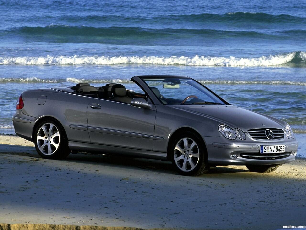 Foto 0 de Mercedes CLK 2002