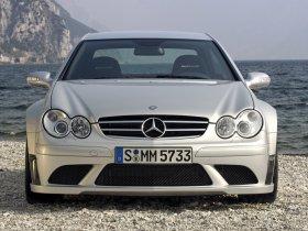 Ver foto 3 de Mercedes CLK 63 AMG Black Series 2007