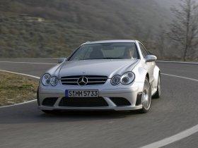 Ver foto 10 de Mercedes CLK 63 AMG Black Series 2007