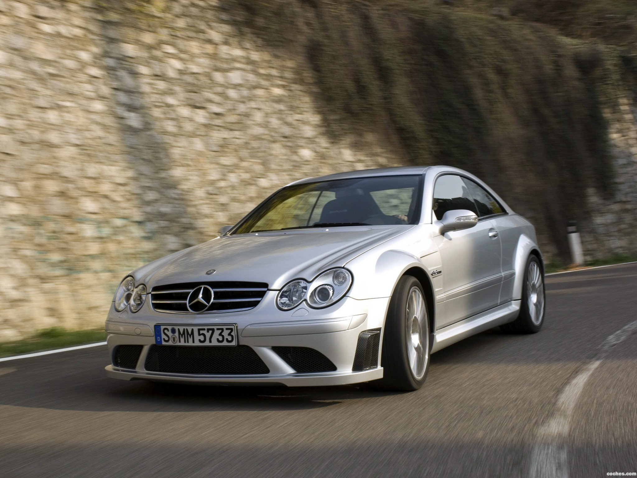 Foto 0 de Mercedes CLK 63 AMG Black Series 2007