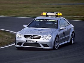 Ver foto 5 de Mercedes CLK 63 AMG F1 Safety Car 2006