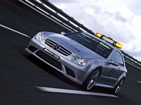 Ver foto 4 de Mercedes CLK 63 AMG F1 Safety Car 2006