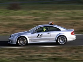 Ver foto 3 de Mercedes CLK 63 AMG F1 Safety Car 2006