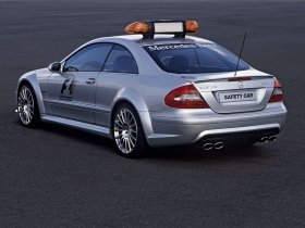 Ver foto 2 de Mercedes CLK 63 AMG F1 Safety Car 2006