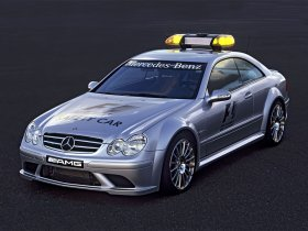 Ver foto 1 de Mercedes CLK 63 AMG F1 Safety Car 2006