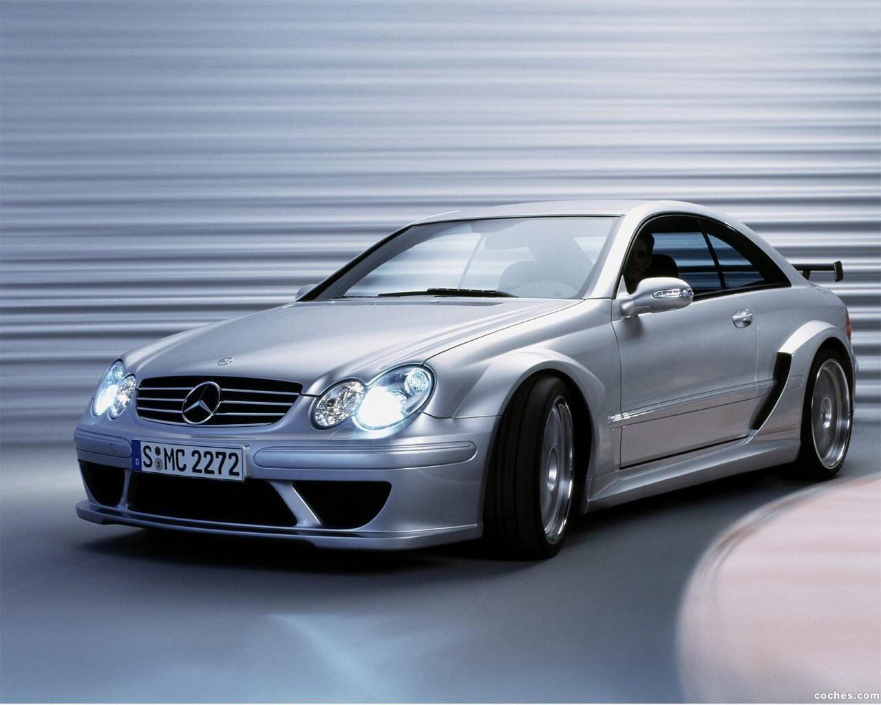 Foto 0 de Mercedes CLK DTM AMG 2004