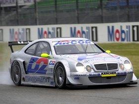 Ver foto 4 de Mercedes CLK DTM C208 2000