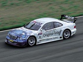 Ver foto 3 de Mercedes CLK DTM C208 2000