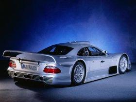 Ver foto 7 de Mercedes CLK GTR 1999