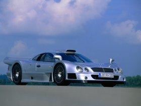 Ver foto 6 de Mercedes CLK GTR 1999