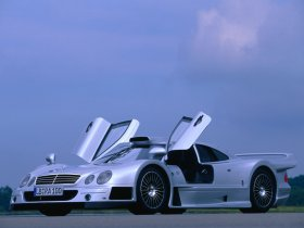 Ver foto 5 de Mercedes CLK GTR 1999