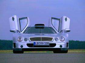 Ver foto 4 de Mercedes CLK GTR 1999