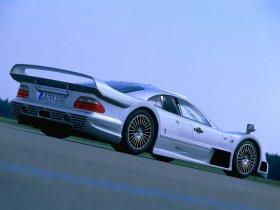 Ver foto 3 de Mercedes CLK GTR 1999