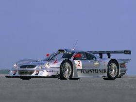 Ver foto 2 de Mercedes CLK GTR 1999