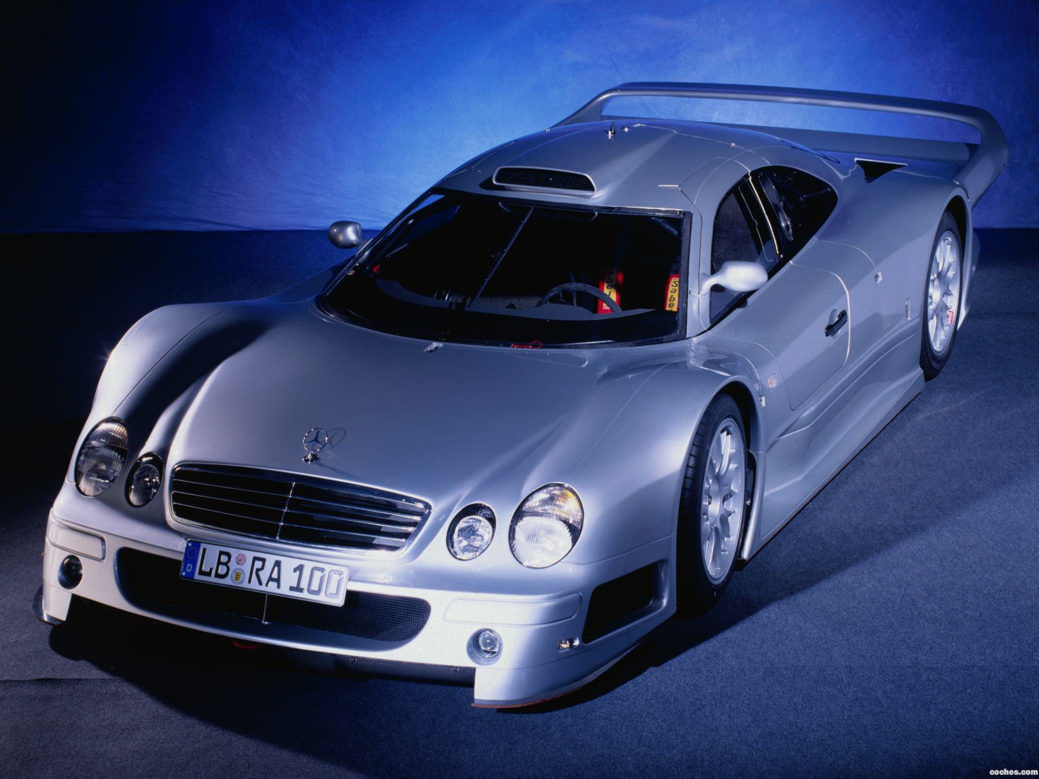 Foto 0 de Mercedes CLK GTR 1999