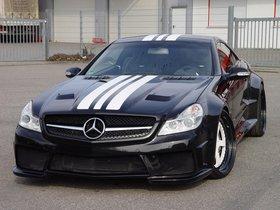 Ver foto 1 de Mercedes Clase SL CLP SR 650 GT R230 2009