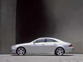 Ver foto 23 de Mercedes CLS 2005