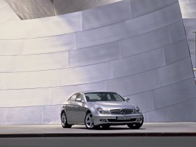 Ver foto 20 de Mercedes CLS 2005