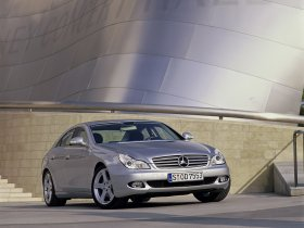 Ver foto 18 de Mercedes CLS 2005