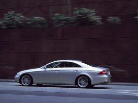 Ver foto 15 de Mercedes CLS 2005