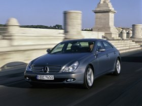 Ver foto 12 de Mercedes CLS 2005